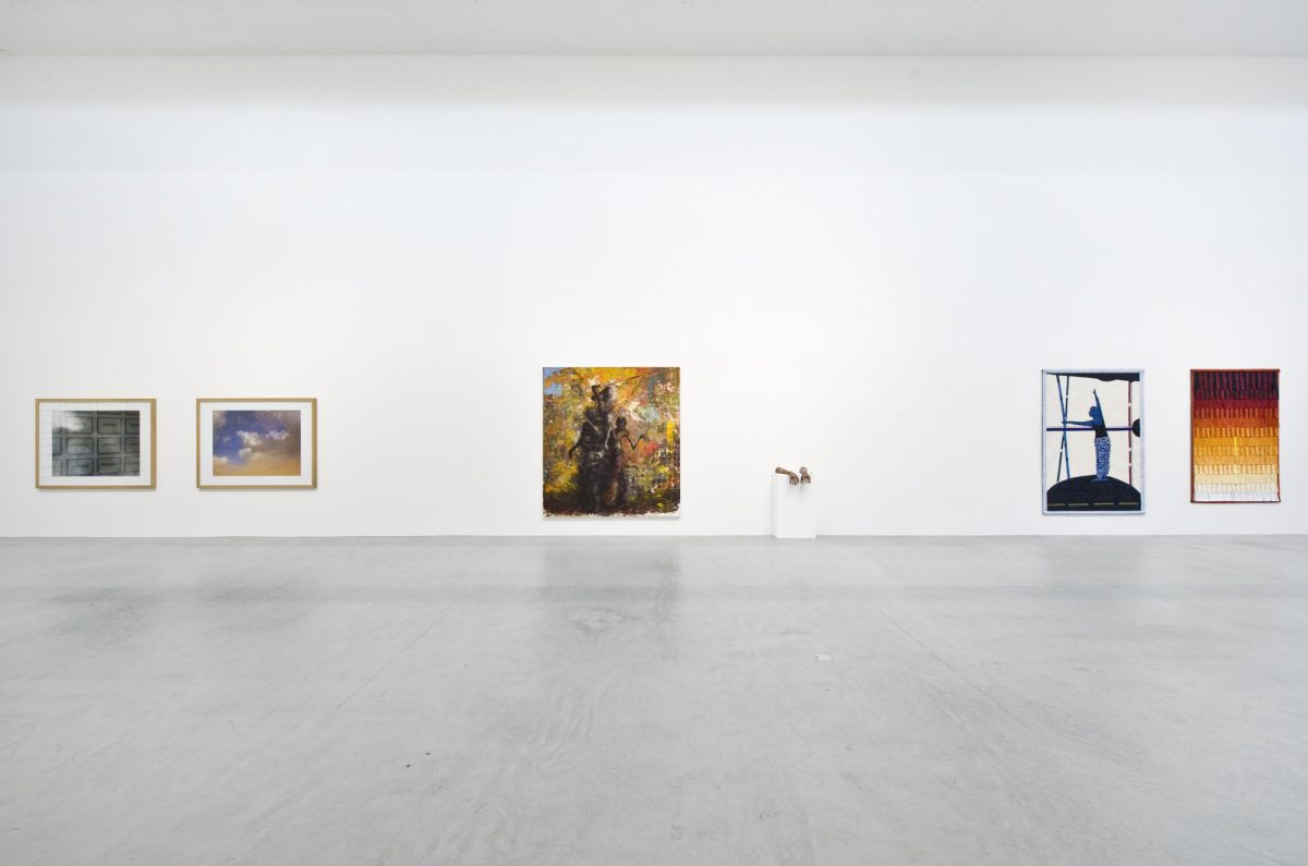 Group Show 12 Solos 2016 Installation View Courtesy The Artists And Blain Southern 2 2
