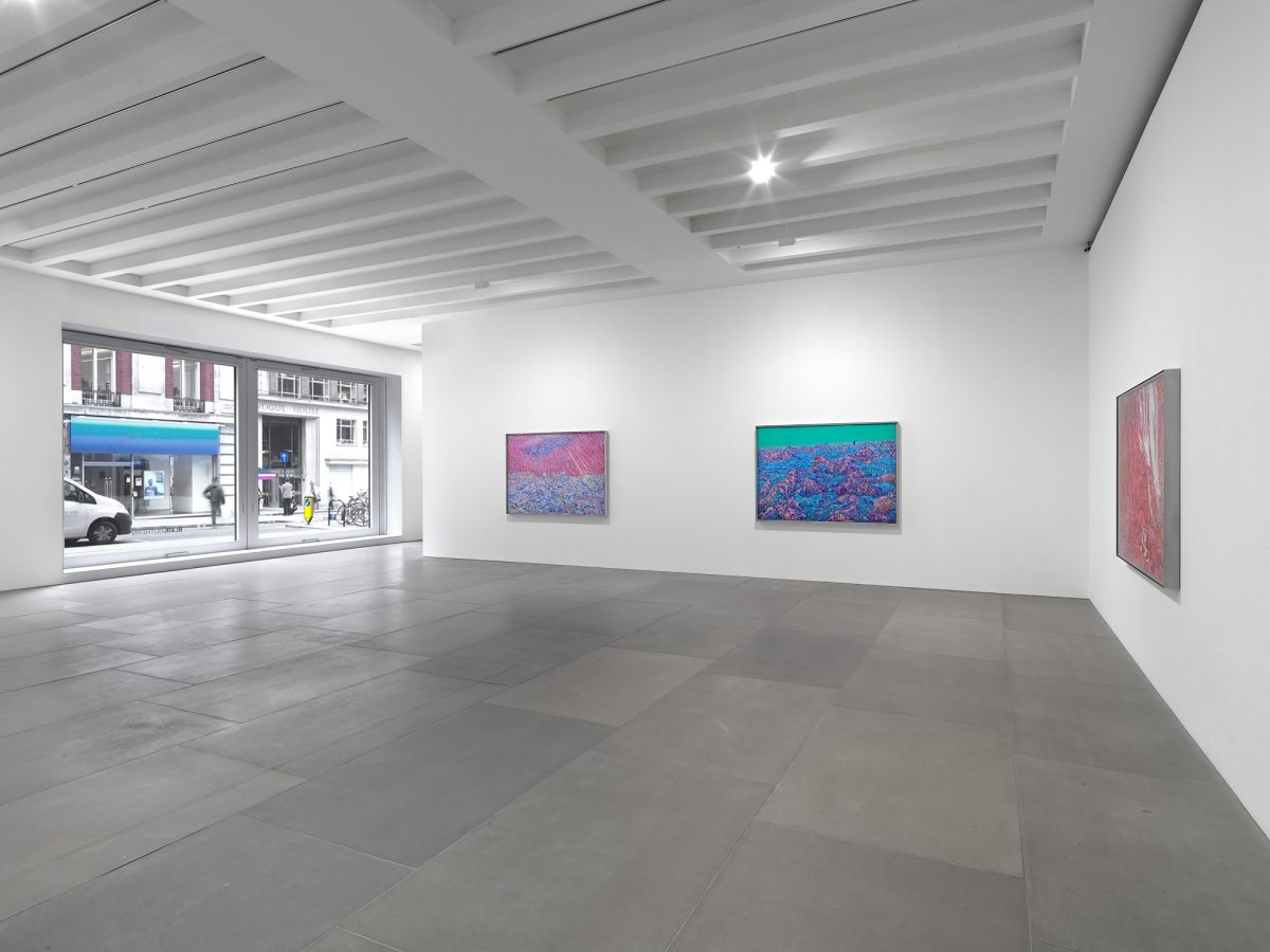 Joanna Kirk 2015 Installation View Courtesy The Artist And Blain Southern Photo Peter Mallet 2