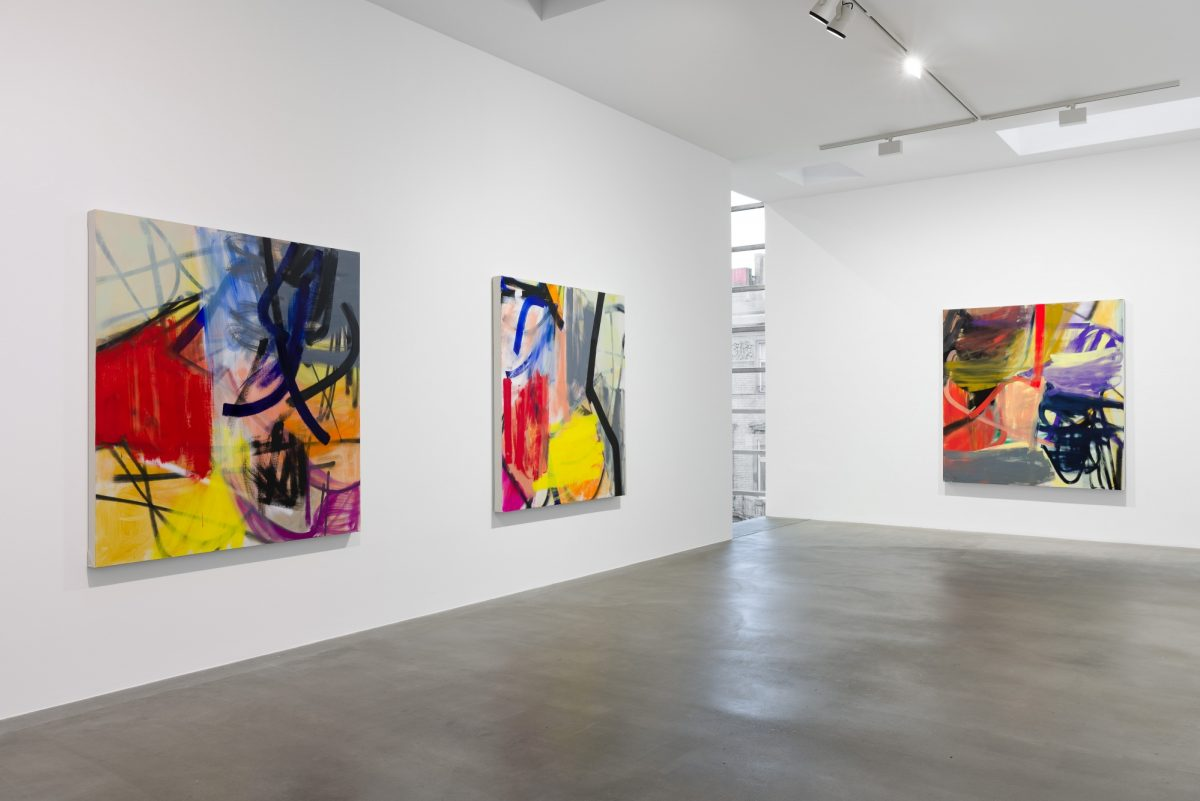 Liliane Tomasko A Dream Of 2018 Installation View Courtesy The Artist And Blain Southern Photo Trevor Good 4