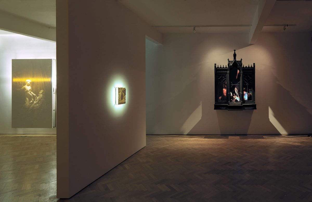 Mat Collishaw Creation Condemned Installation View 2010 Courtesy The Artist And Blain Southern 3