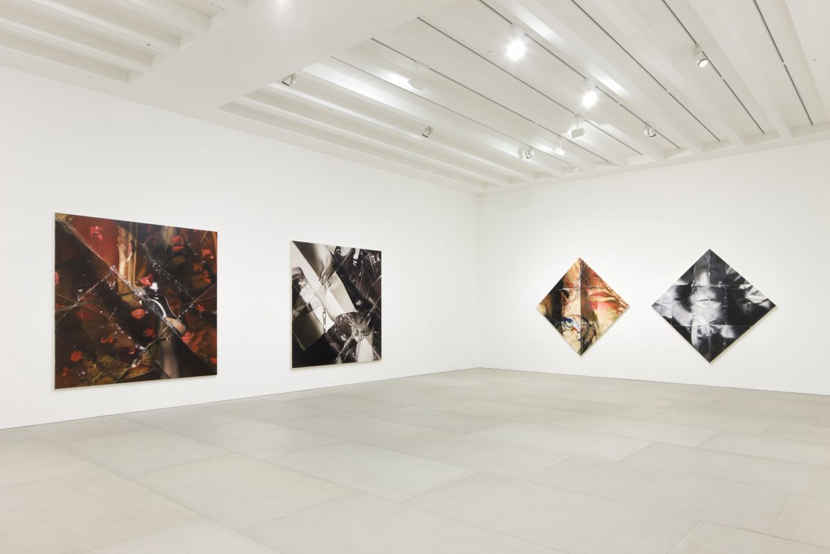 Mat Collishaw This Is Not An Exit 2013 Installation View Blain Southern Photo Peter Mallet 2