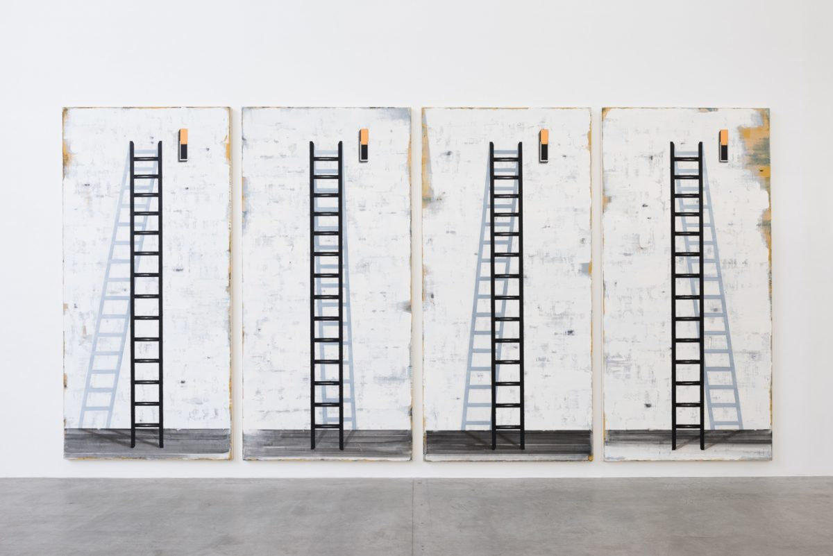 Michael Simpson, Squint, 2017, Installation view, Courtesy the artist and BlainSouthern, Photo Wolfgang Stahr  7