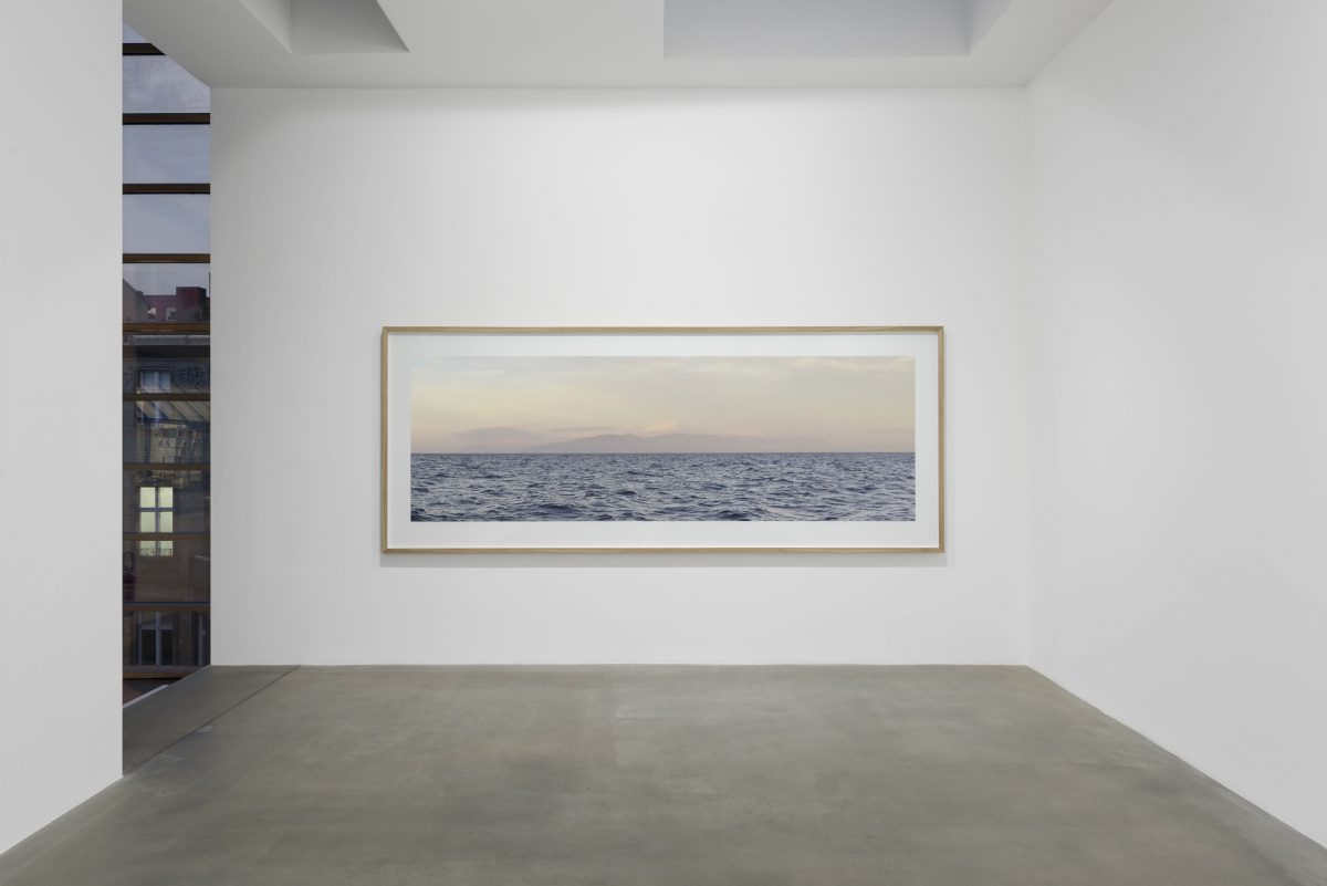 Nasan Tur Sea View 2016 Installation View Courtesy The Artist And Blain Southern Photo Trevor Good
