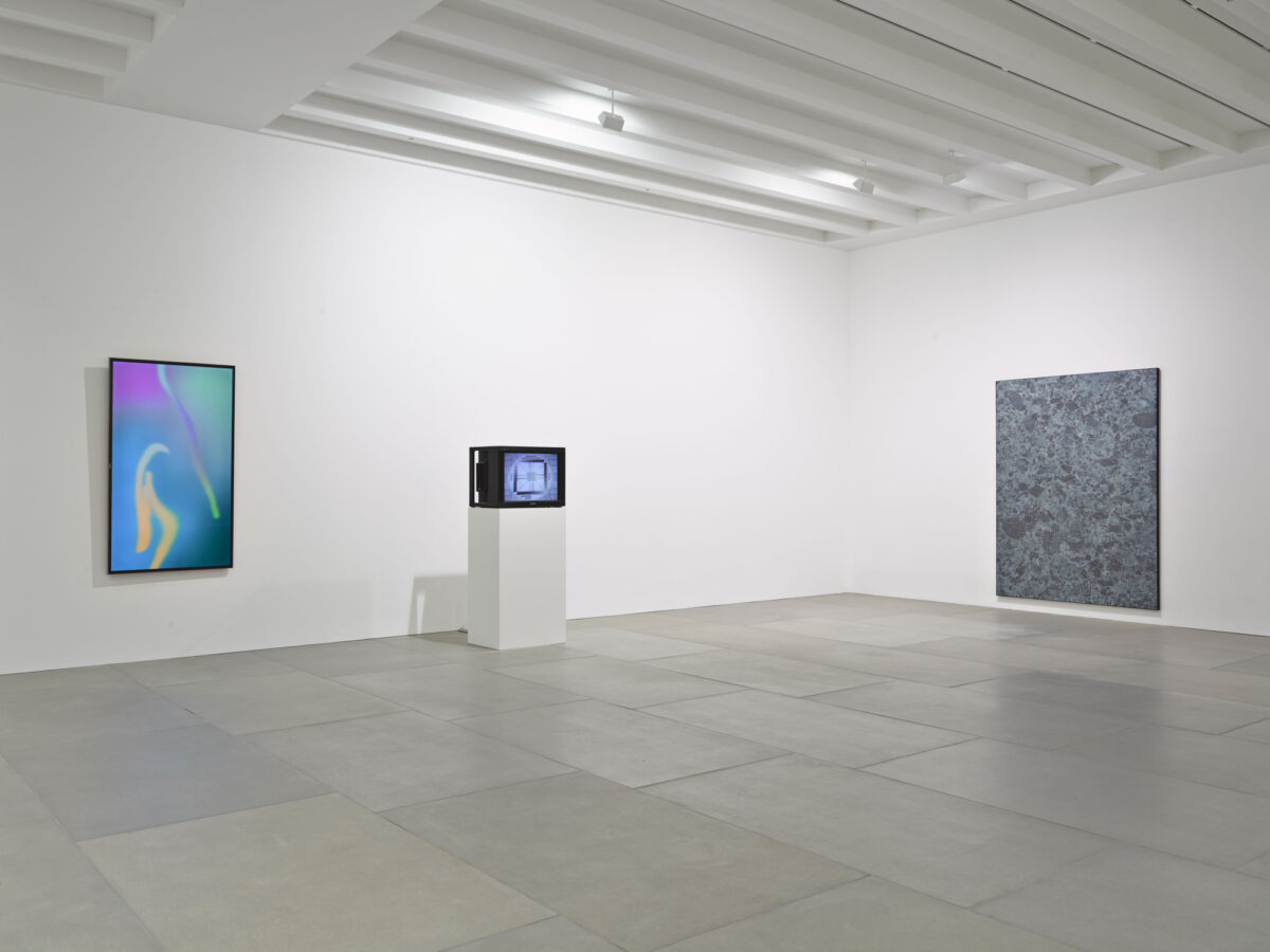 Refraction  The Image Of Sense 2014 Installation View Blain Southern Photo Peter Mallet 10