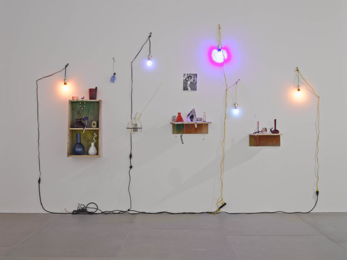 Refraction  The Image Of Sense 2014 Installation View Blain Southern Photo Peter Mallet 2