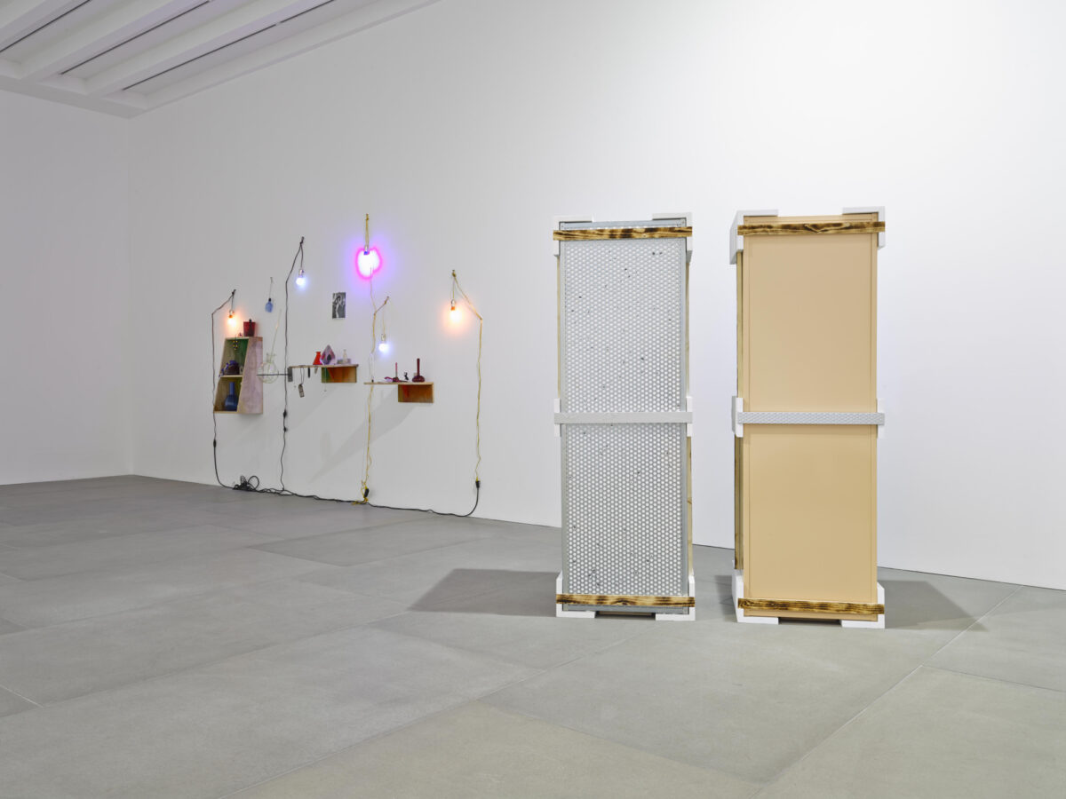 Refraction  The Image Of Sense 2014 Installation View Blain Southern Photo Peter Mallet 3