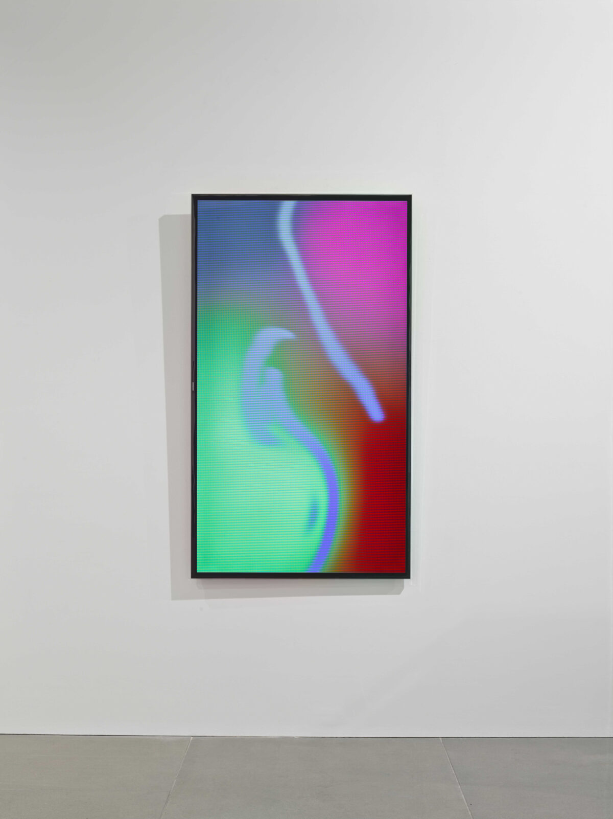 Refraction  The Image Of Sense 2014 Installation View Blain Southern Photo Peter Mallet 7