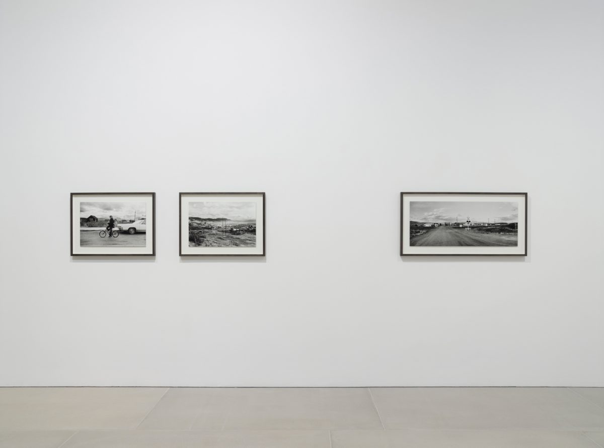 Wim Wenders Early Works 1964 1984 Installation View 2018 Courtesy The Artist And Blain Southern © Wim Wenders Photo Peter Mallet 6