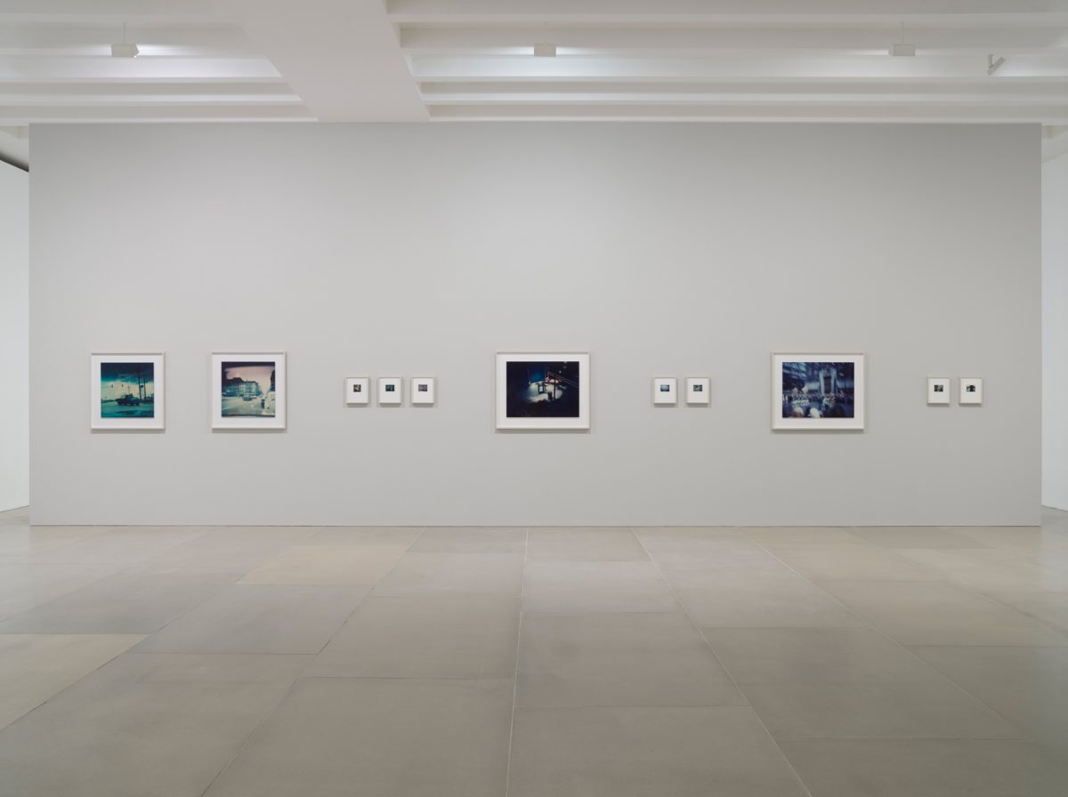 Wim Wenders Early Works 1964 1984 Installation View 2018 Courtesy The Artist And Blain Southern © Wim Wenders Photo Peter Mallet 7