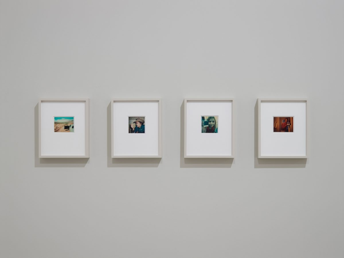 Wim Wenders Early Works 1964 1984 Installation View 2018 Courtesy The Artist And Blain Southern © Wim Wenders Photo Peter Mallet 9