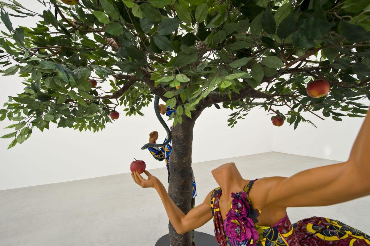 Yinka Shonibare Mbe Making Eden 2014 Installation View Blain Southern Photo Christian Glaeser 7