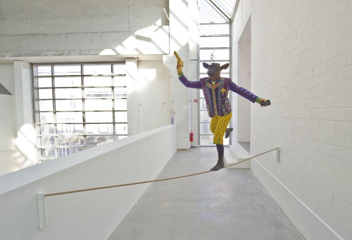 Yinka Shonibare Mbe Making Eden 2014 Installation View Blain Southern Photo Christian Glaeser 9