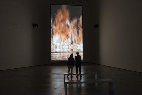 Bill Viola: Retrospective, At The Guggenheim, Bilbao