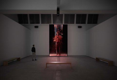 Bill Viola Exhibition From Sweden To China
