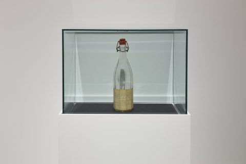 Tell Me Whom You Haunt: Marcel Duchamp and the Contemporary Readymade