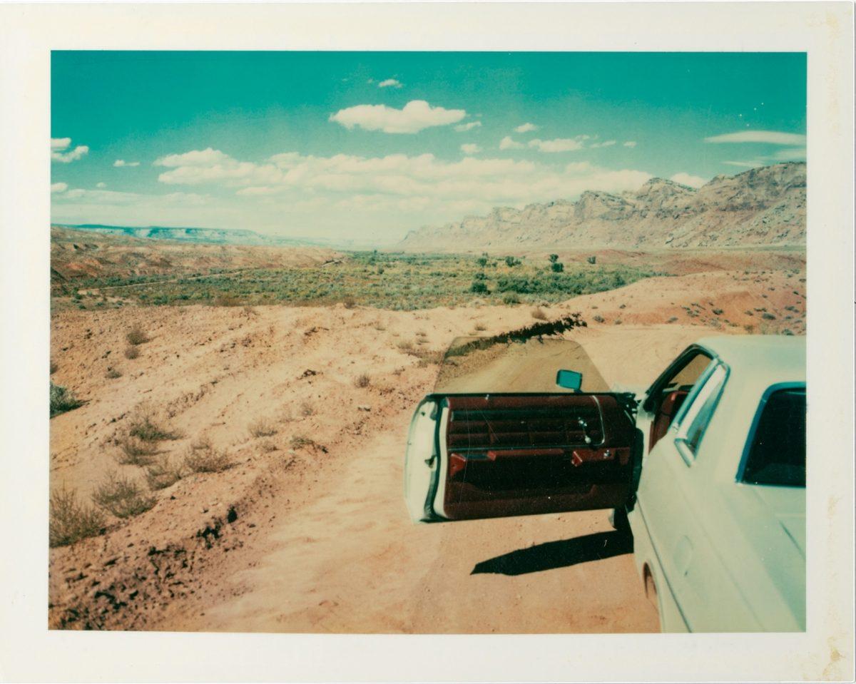 Valley Of The Gods Utah 1977 © Wim Wenders