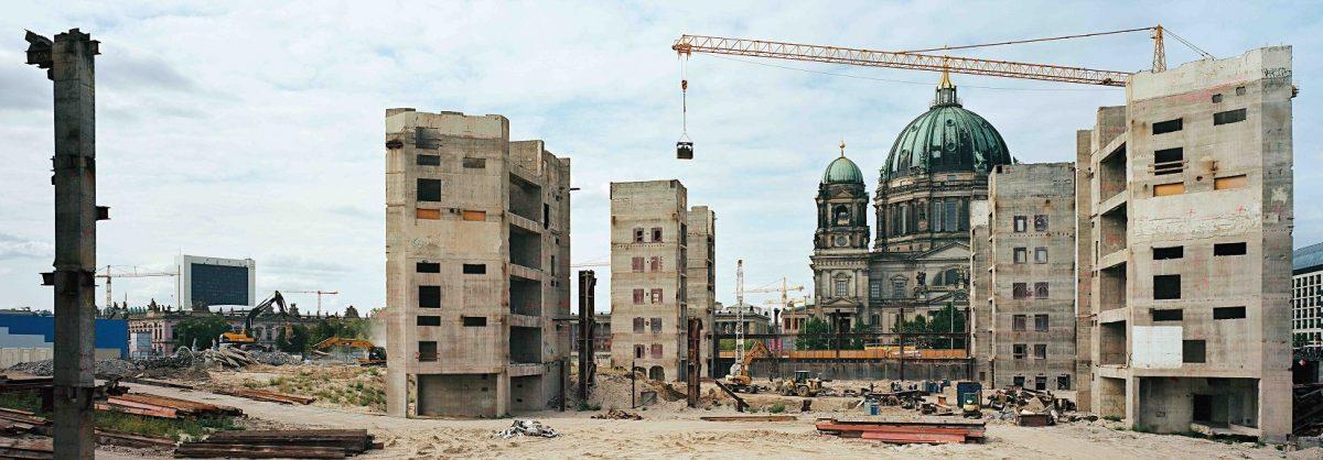 Formerly 'Palast der Republik', Berlin