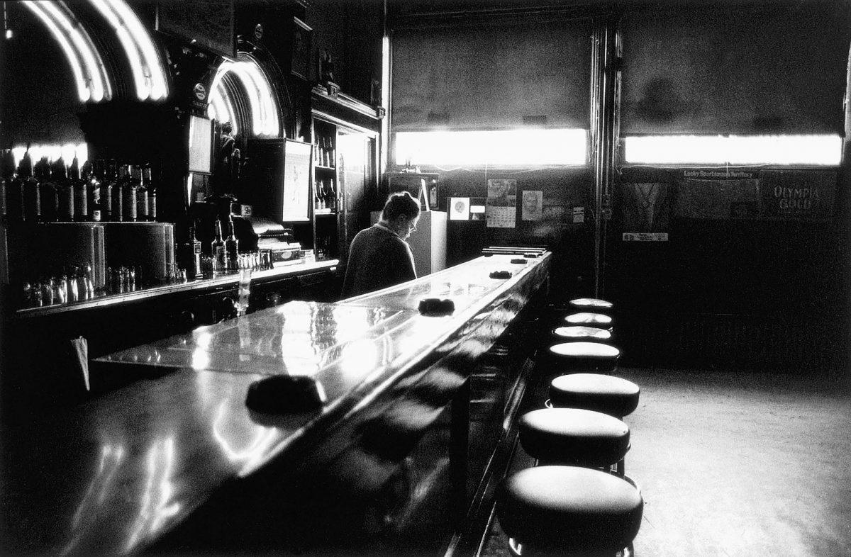 Bar in Butte, Montana