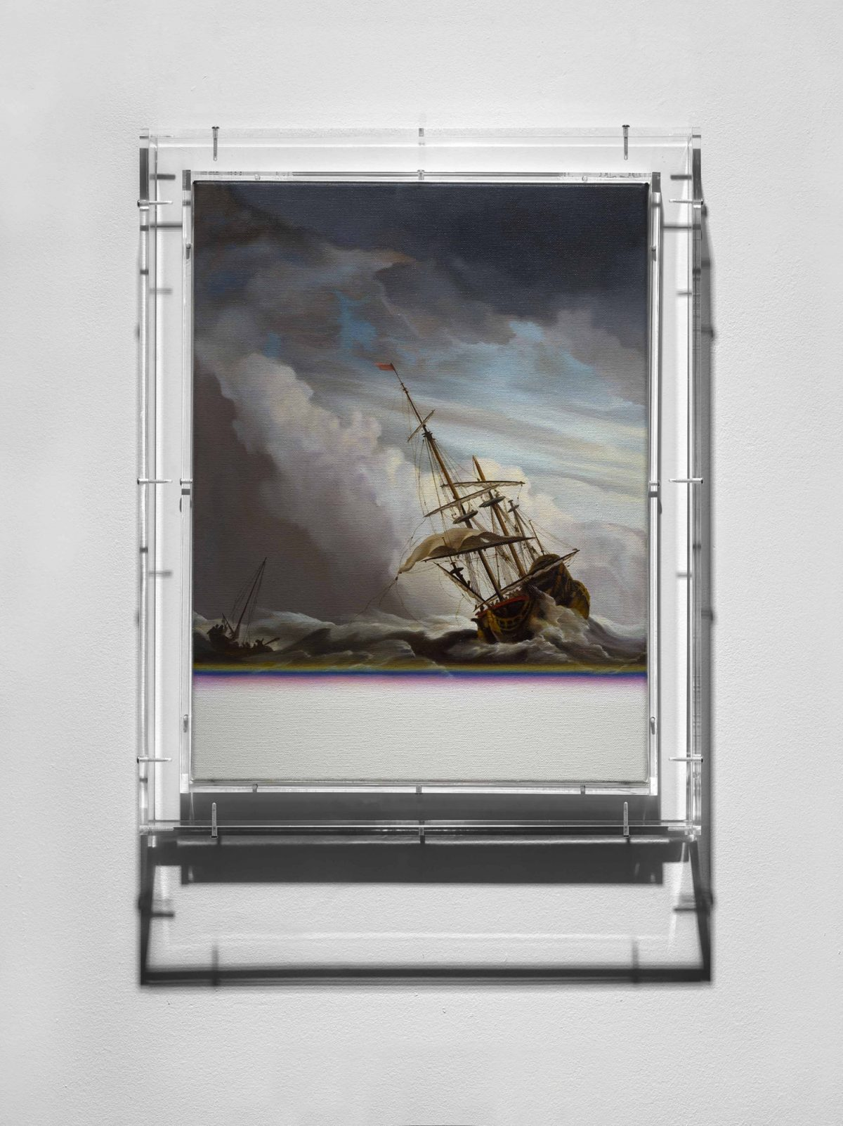 Expiration Painting, Galleon