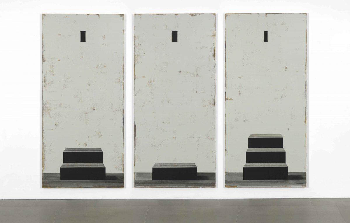 Leper Squint Triptych