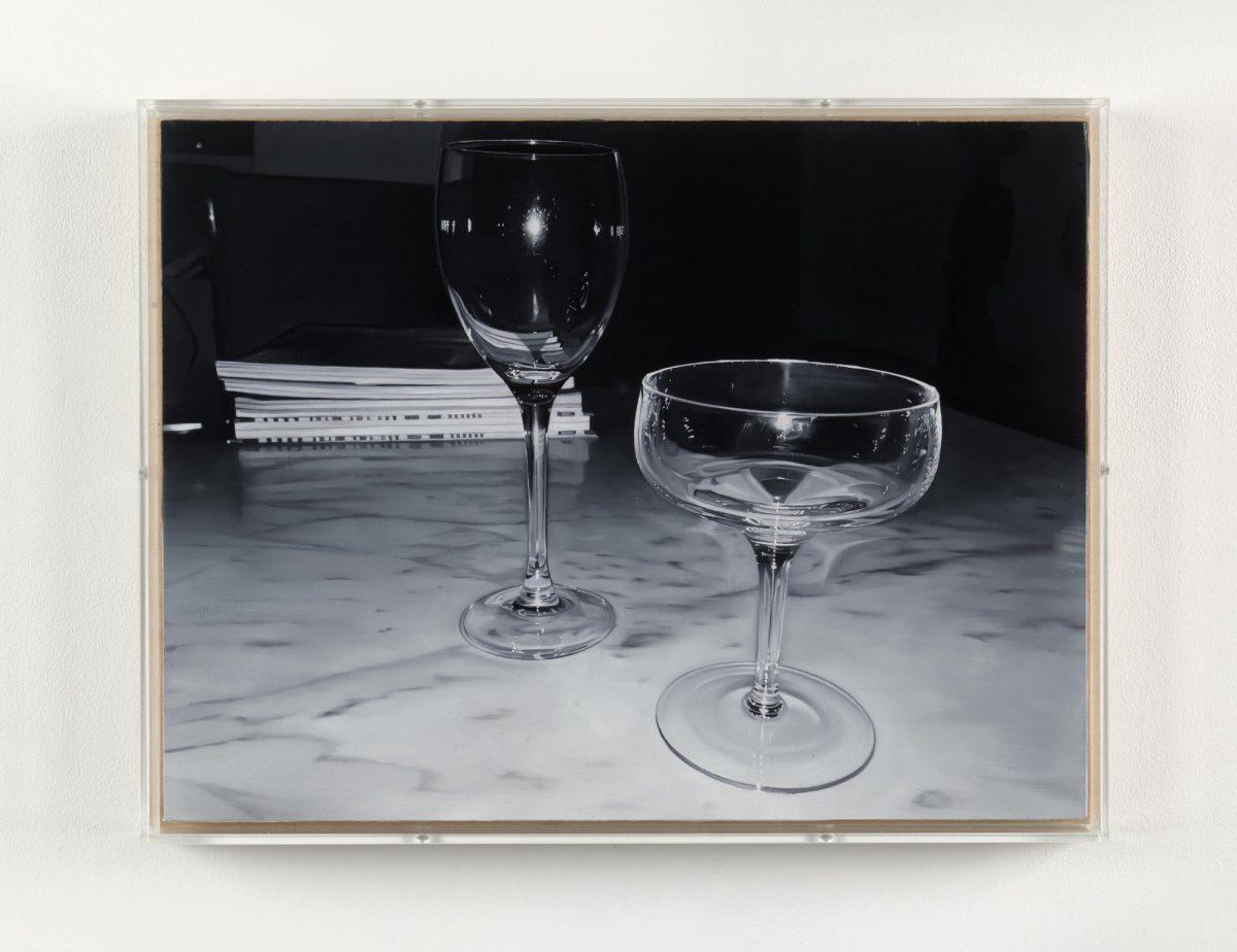 Glasses (empty)