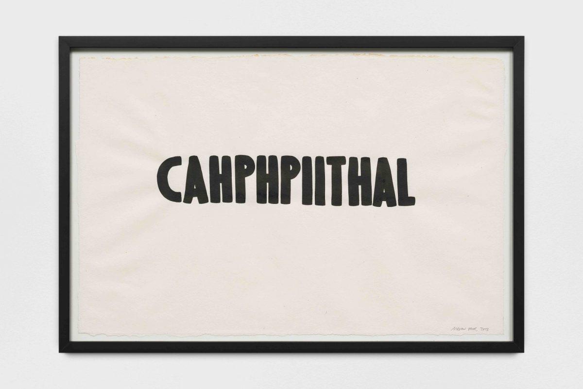 Variationen von Kapital: CAHPHPIITHAL