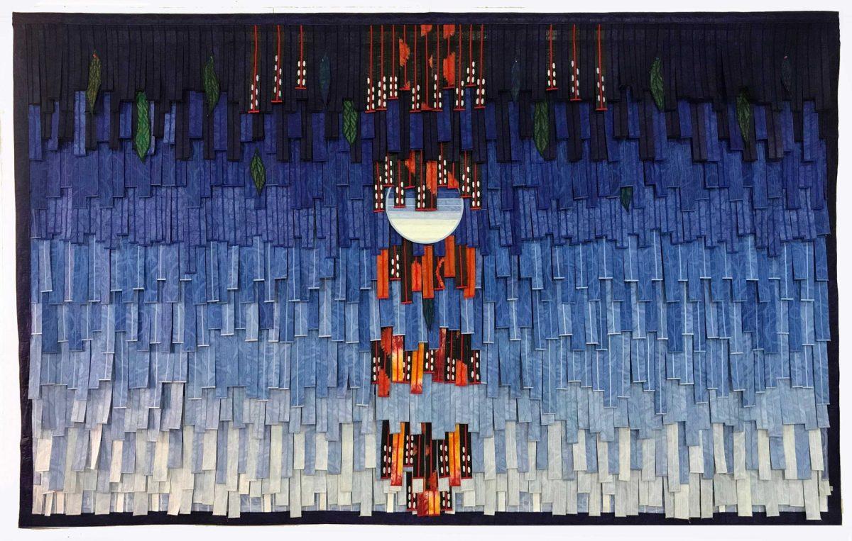 Bleu de Lune et l'Arbre