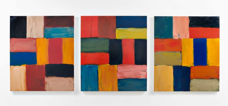 Major exhibition by Sean Scully goes on tour in Russia