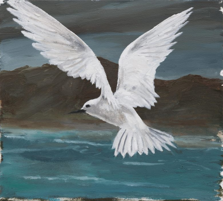 The White Birds (VIII)