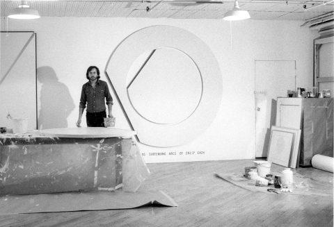 Bernar Venet The conceptual years 1966-1976 at MAMAC