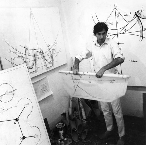 Bernar Venet, Rétrospective 2019-1959 at MAC Lyon