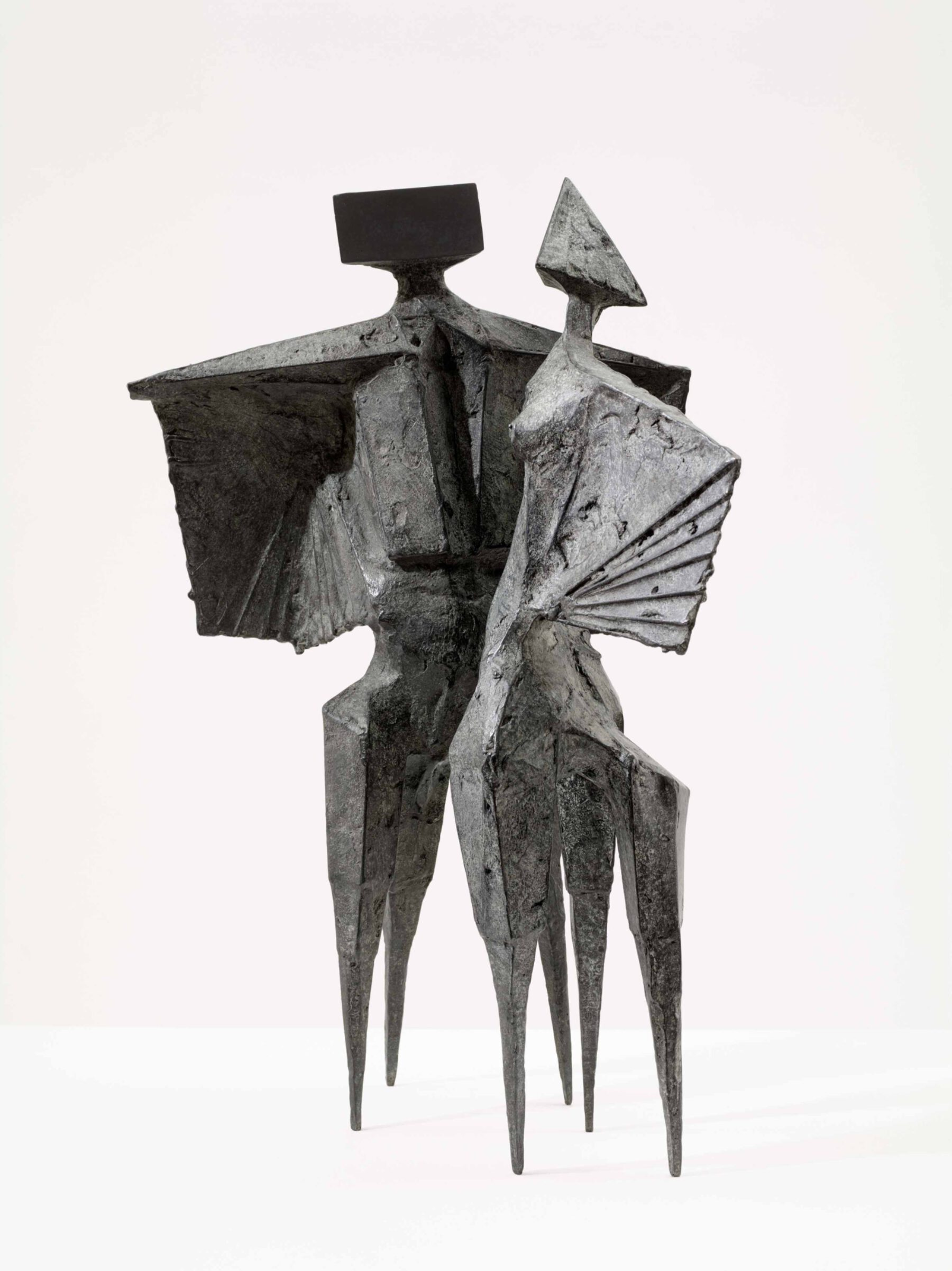 Two Winged Figures (2)