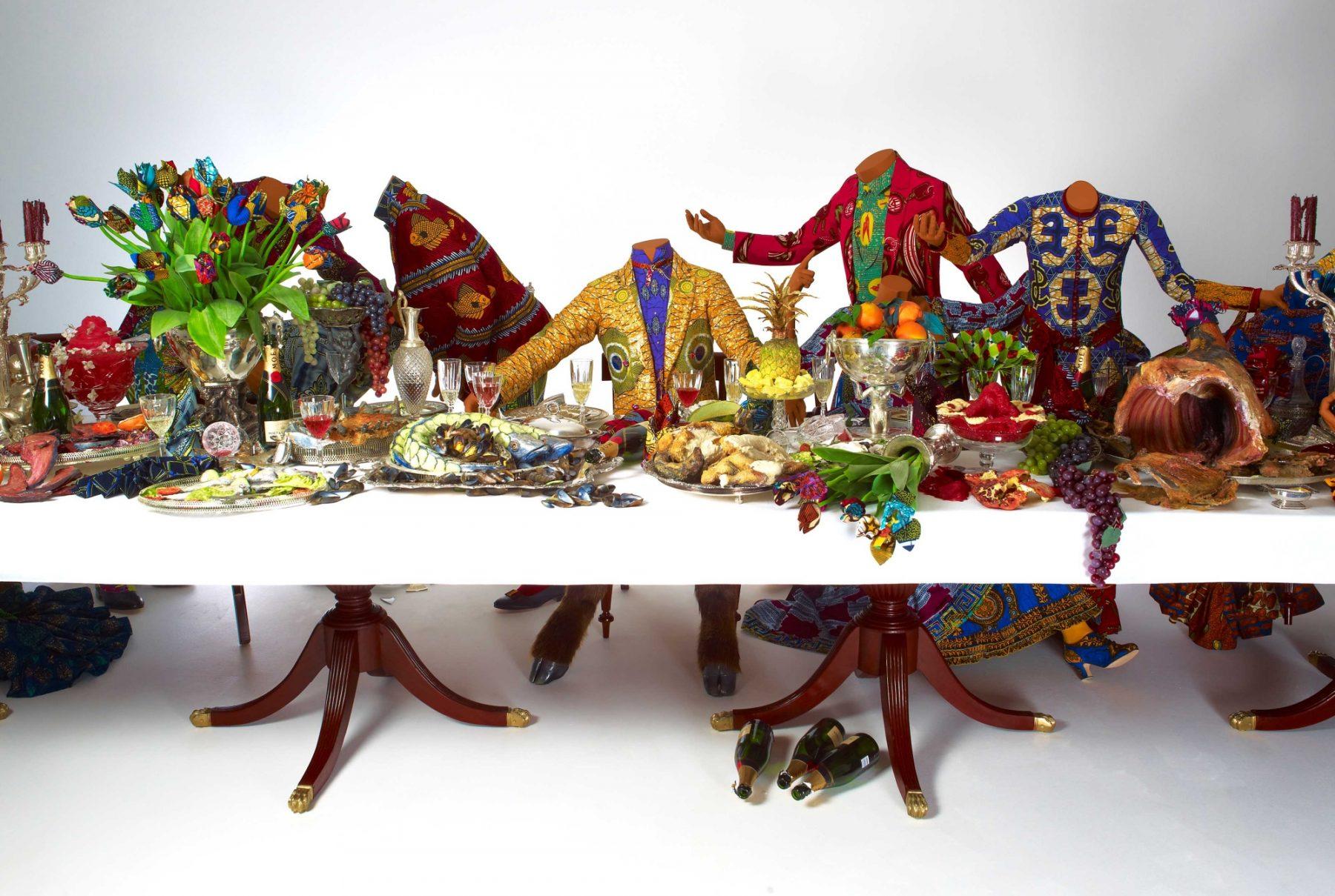 Last Supper (After Leonardo)