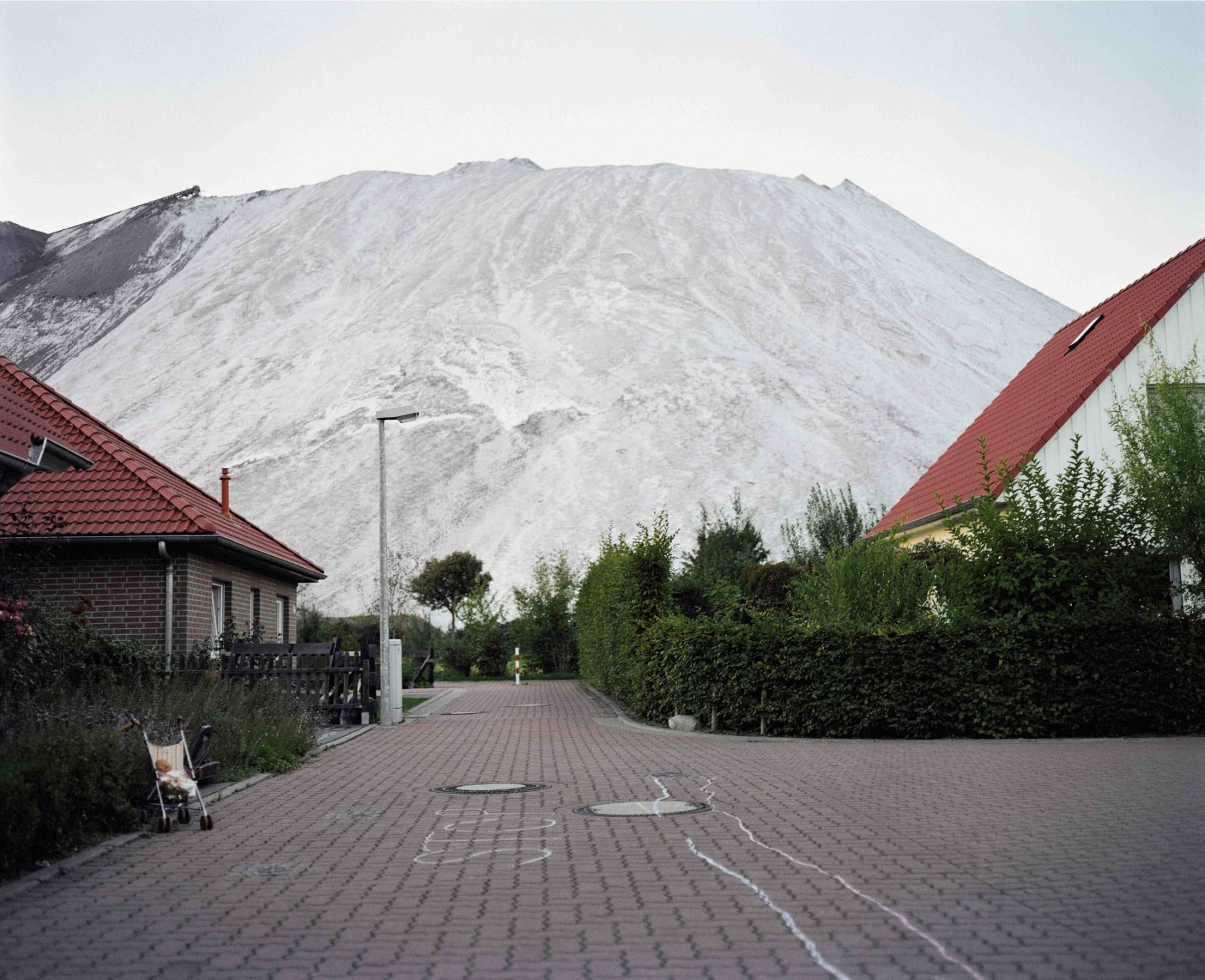 A Mountain of Salt, Northern Germany 2005