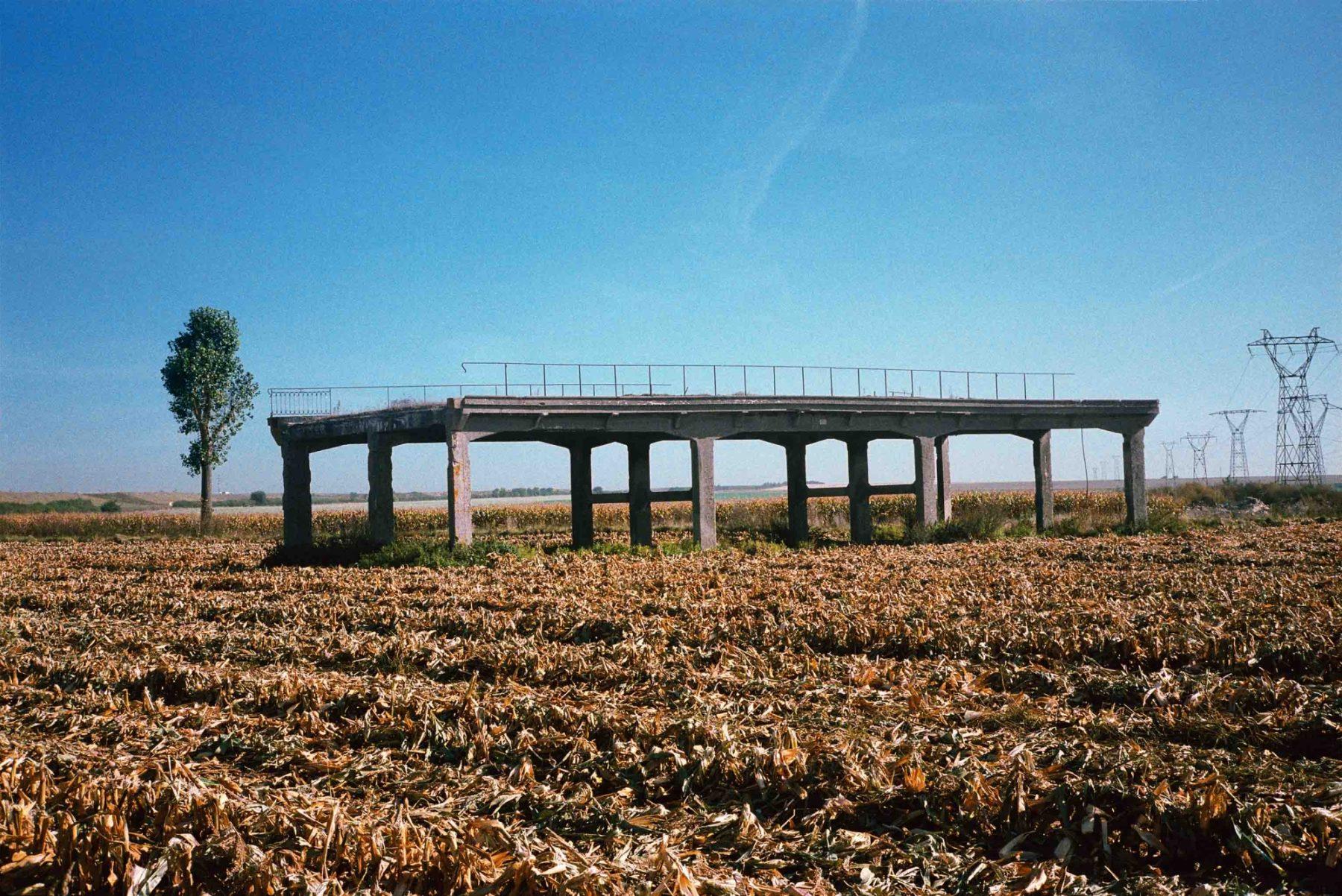 Bridge monument, Germany 1985