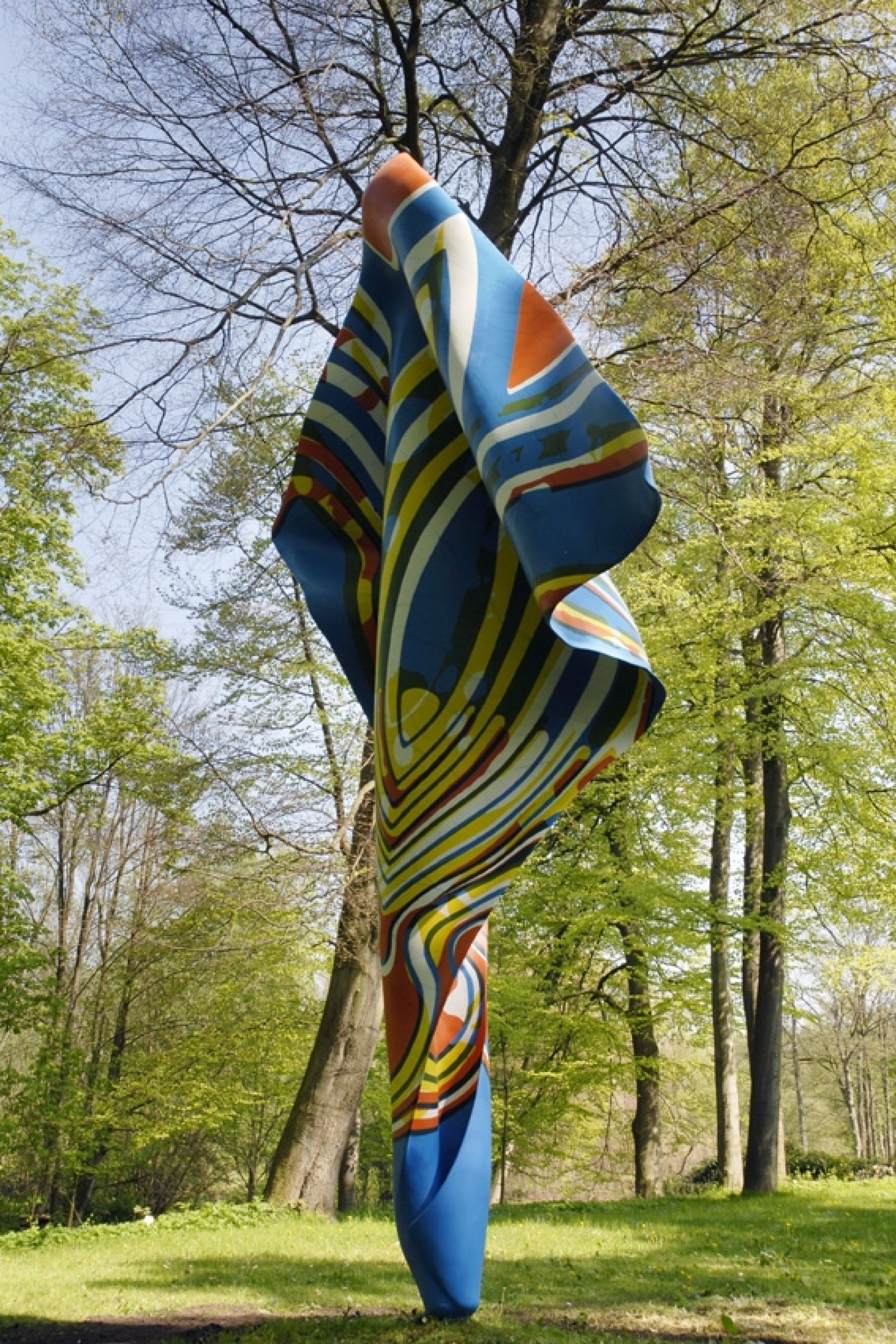 Wind Sculpture VI