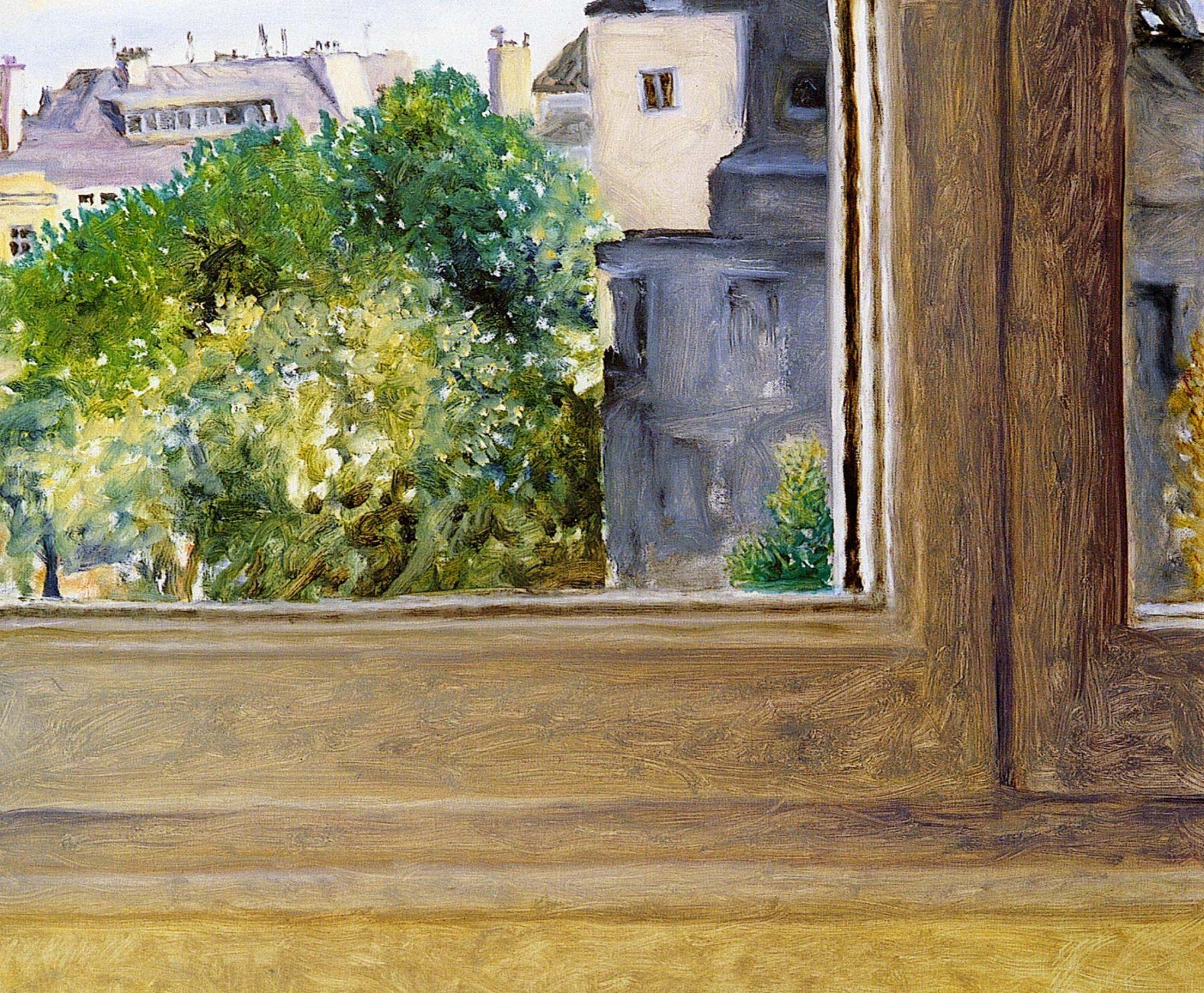 View from Rue de la Chaise