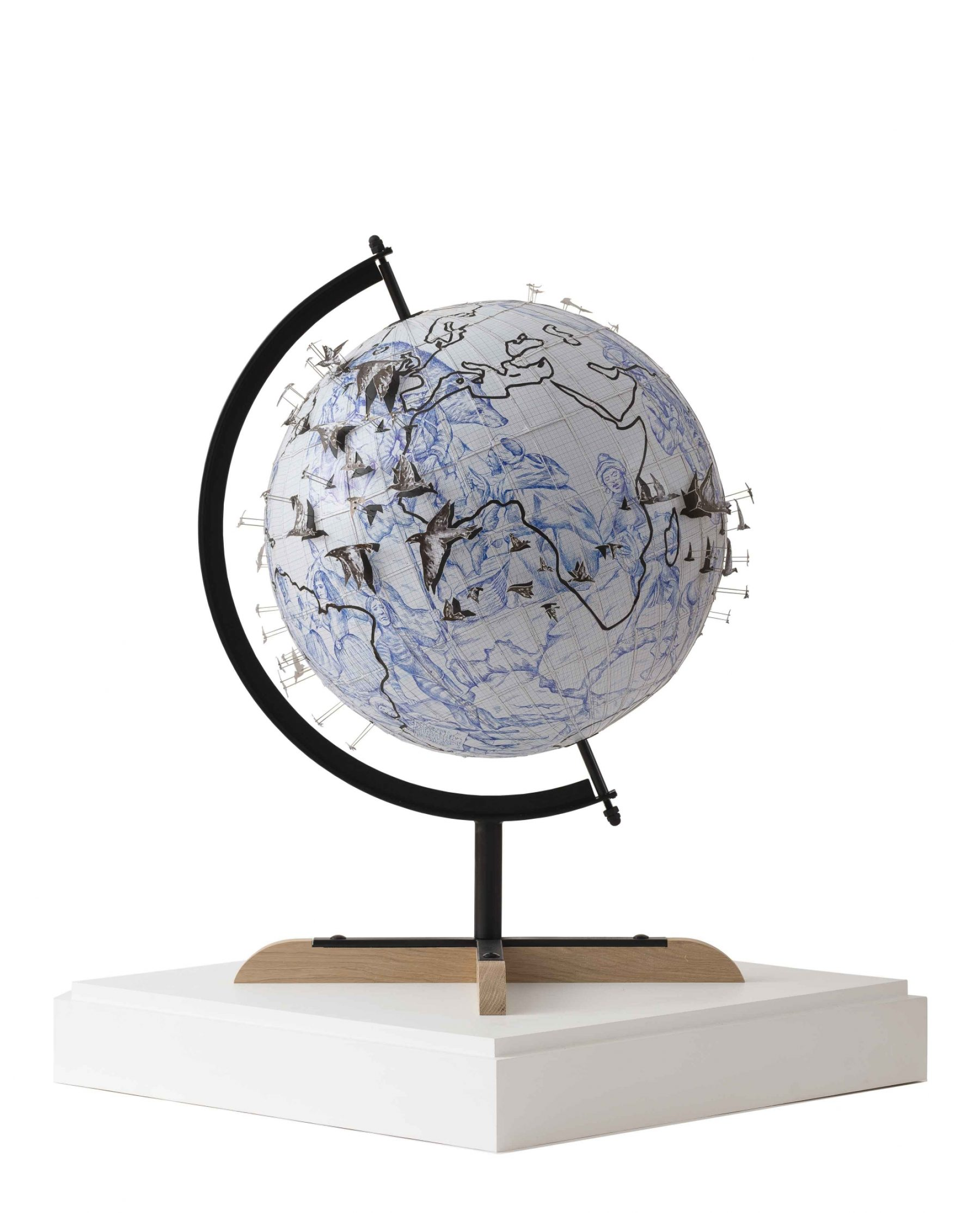 Migration Globe VI