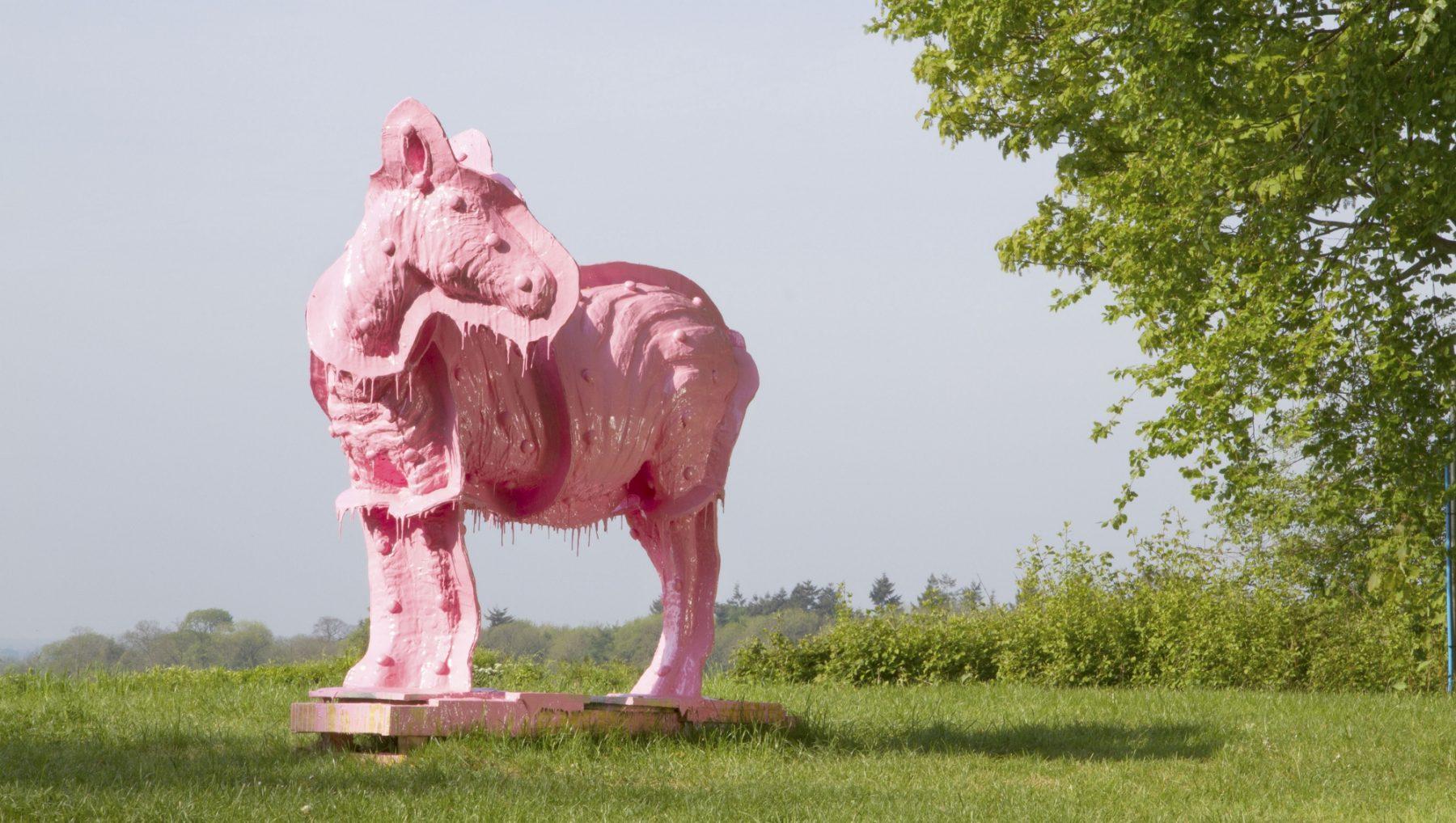 Doppelganger (Pink Rocinante)