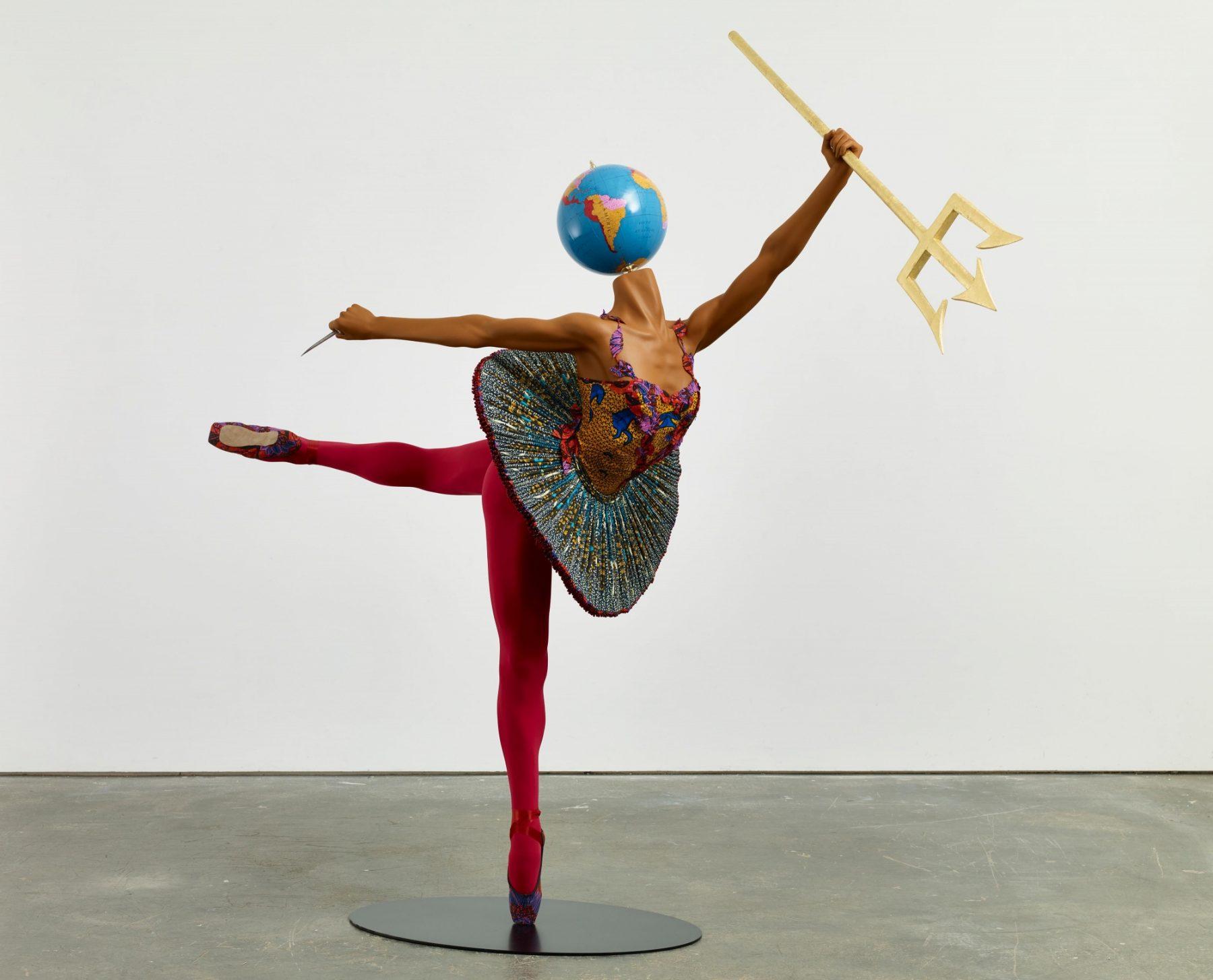 Ballet God (Poseidon)