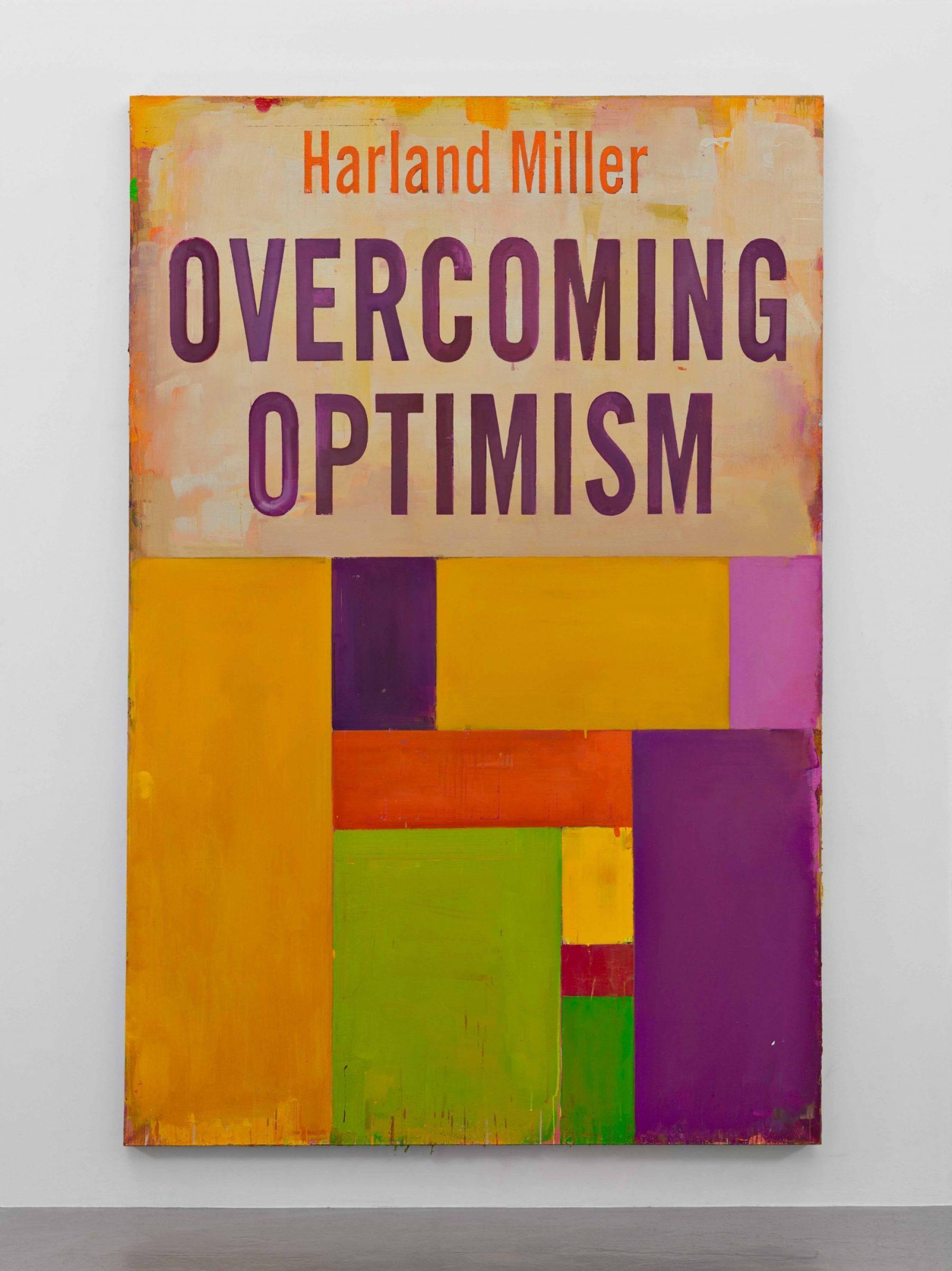 Overcoming Optimism