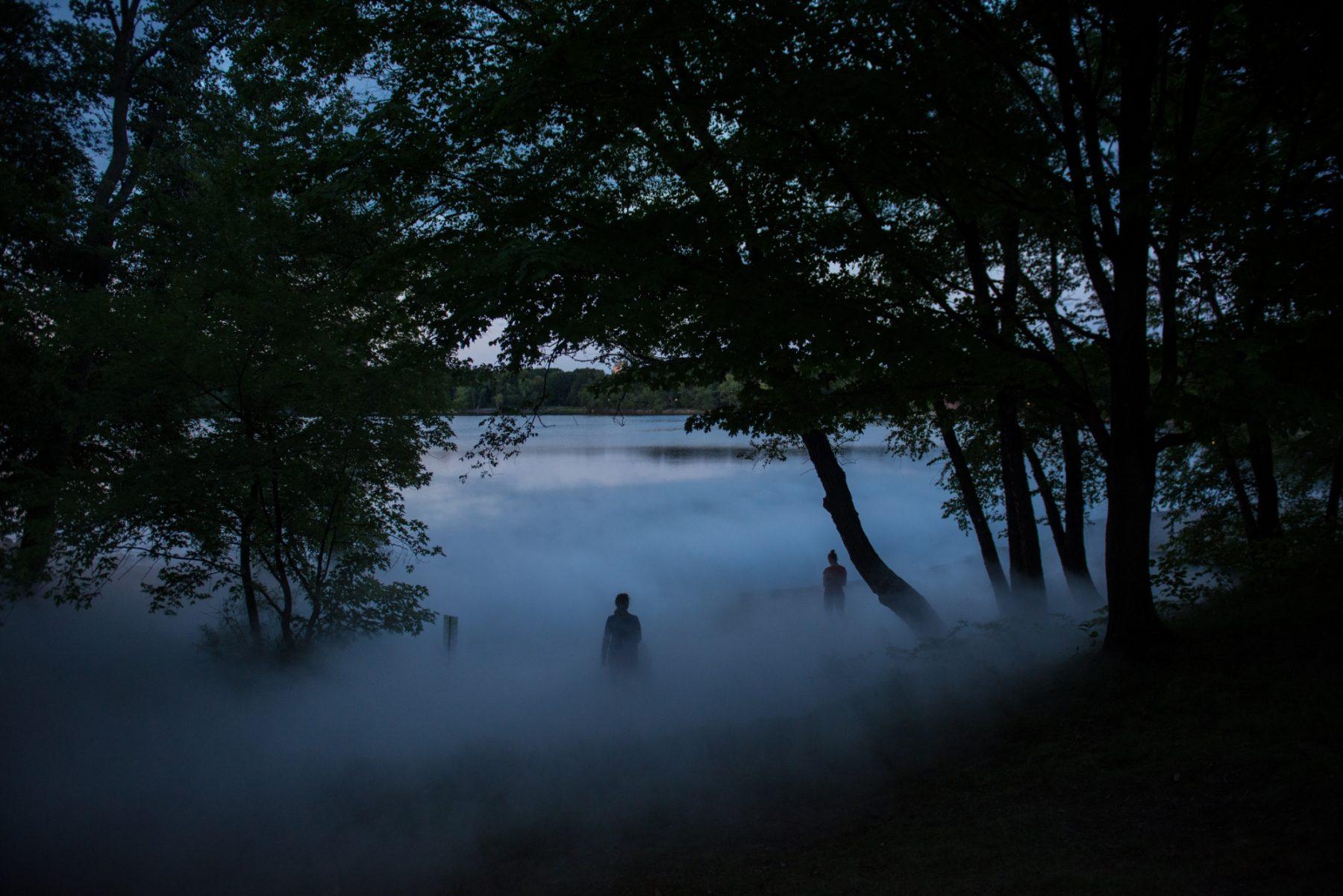 Fog x FLO, Jamaica Pond