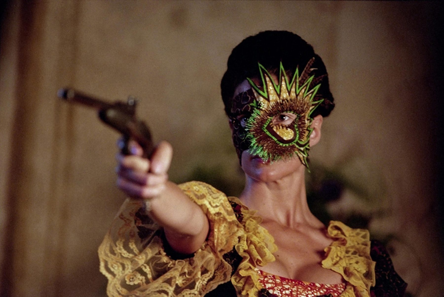 Un Ballo En Masquera (Video Still), 2004