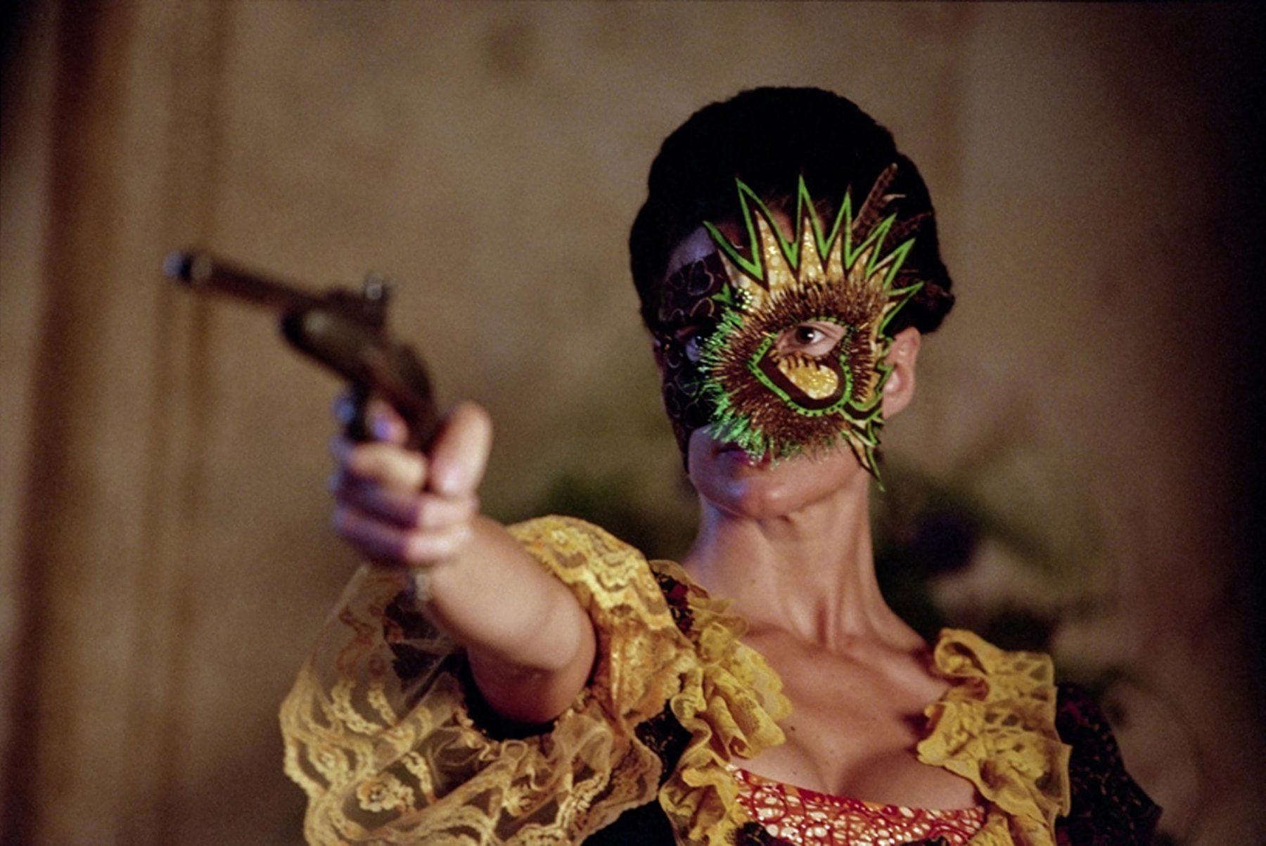 Un Ballo En Masquera (Video Still), 2004
