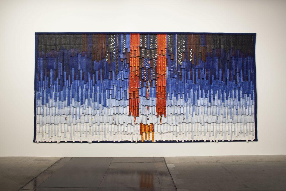 Abdoulaye Konaté 57Th Venice Biennale Pavilion Of Colours Installation View 2017