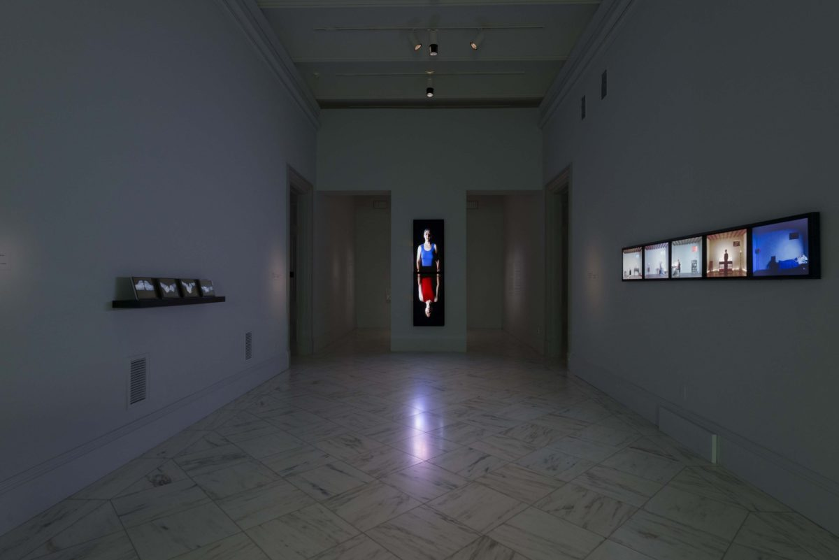 Bill Viola The Moving Portrait The National Portrait Gallery Installation View Photo 2