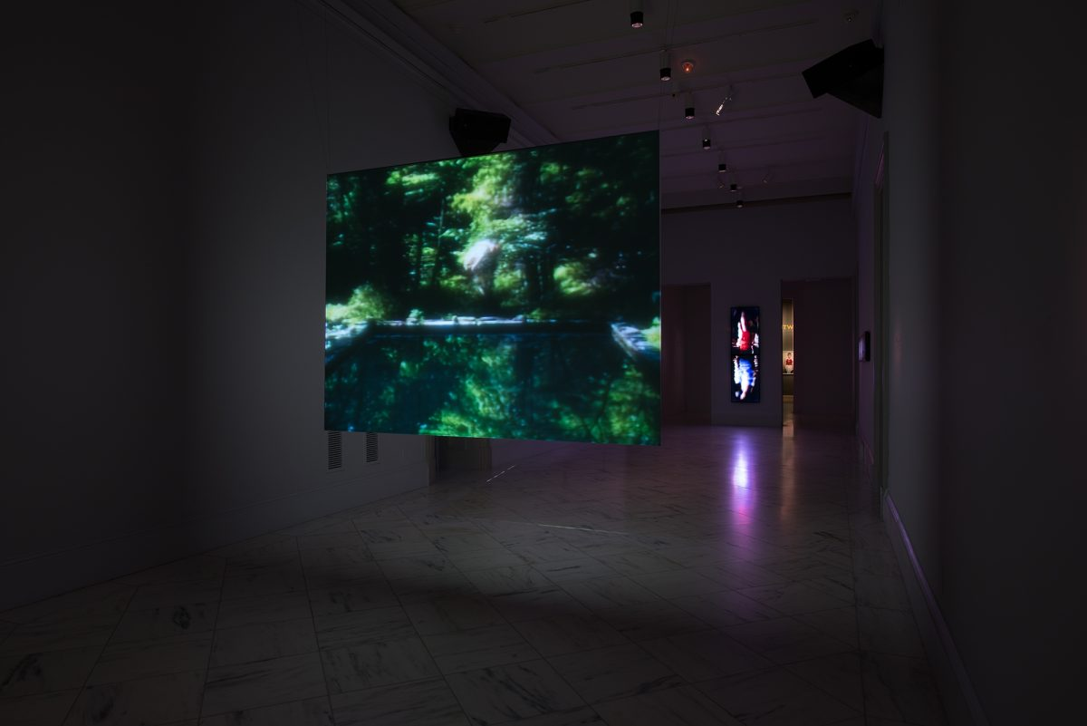 Bill Viola The Moving Portrait The National Portrait Gallery Installation View Photo 4