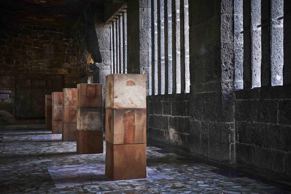 Bosco Sodi Elemental Installation View 2017 Museo Anahuacalli Courtesy Of Studio Bosco Sodi 4