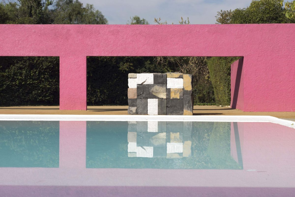 Image 4 Sean Scully Wall Of Light Cubed Mexico 2018 At Cuadra San Cristobal C Sean Scully Photo By Felix Friedmann