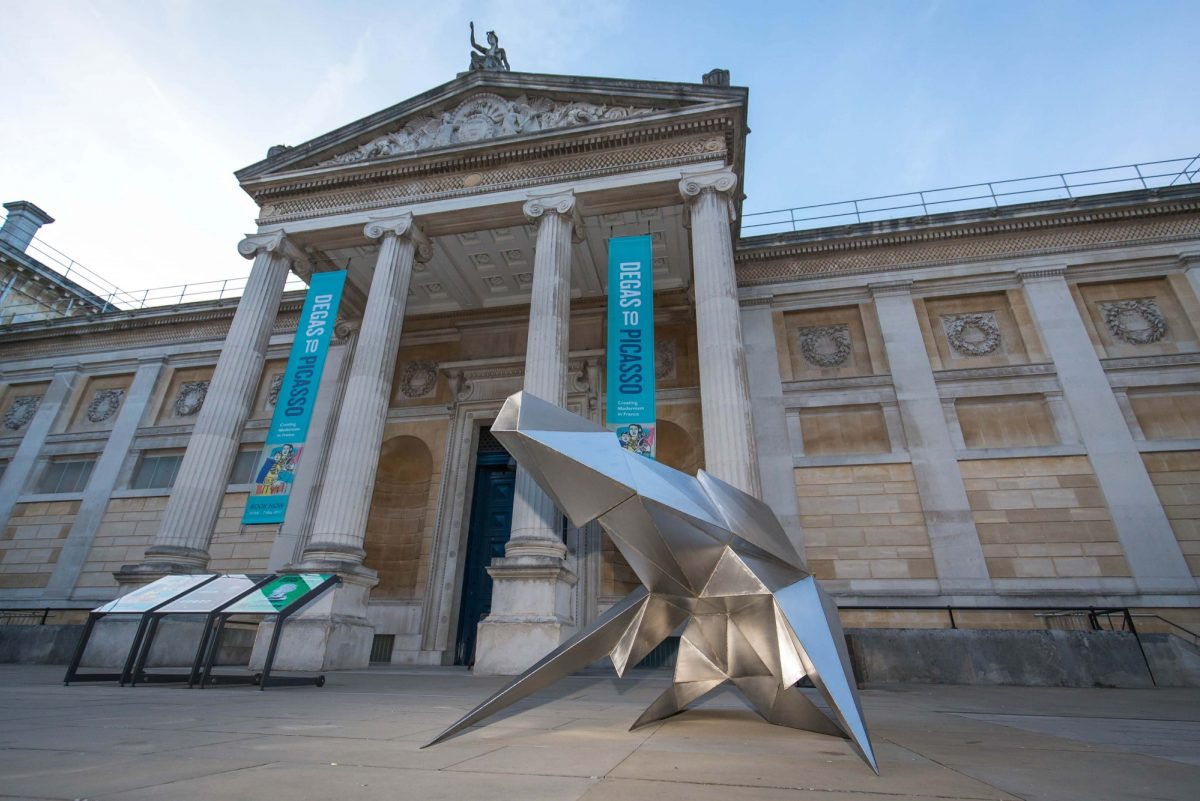 Lynn Chadwick At The Ashmolean Installation View 2017 Courtesy The Ashmolean Museum Ian Wallman 2017 3
